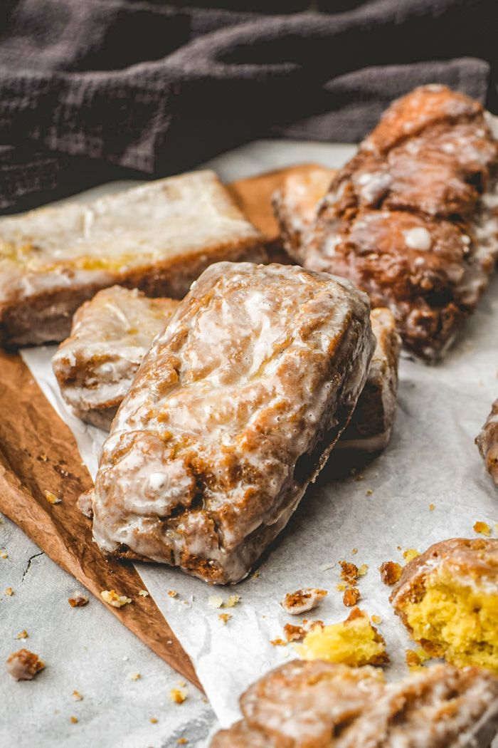 Old Fashioned Buttermilk Bar Doughnuts Vegan Sincerely Tori Recipe Buttermilk Recipes Sweet Recipes Recipes