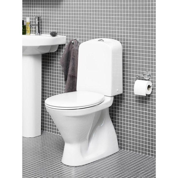 TOALETT GUSTAVSBERG NORDIC³ 3500 INK STANDARDSITS - Toaletter - Kampanj Badrum - Badrumskampanjer - Kampanjer