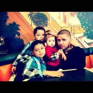 my cousin larry hernandez and his family borrowing this cute picture for - Larry Hernandez House