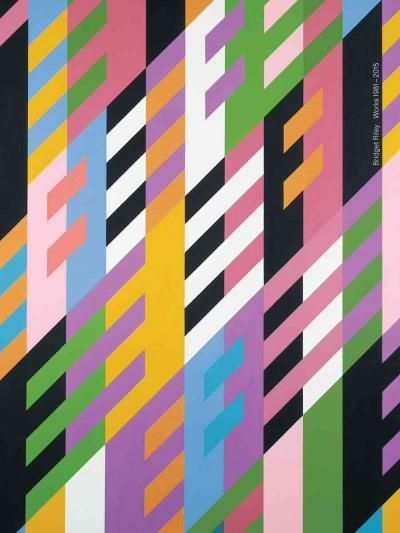Bridget Riley: Works 1981-2015