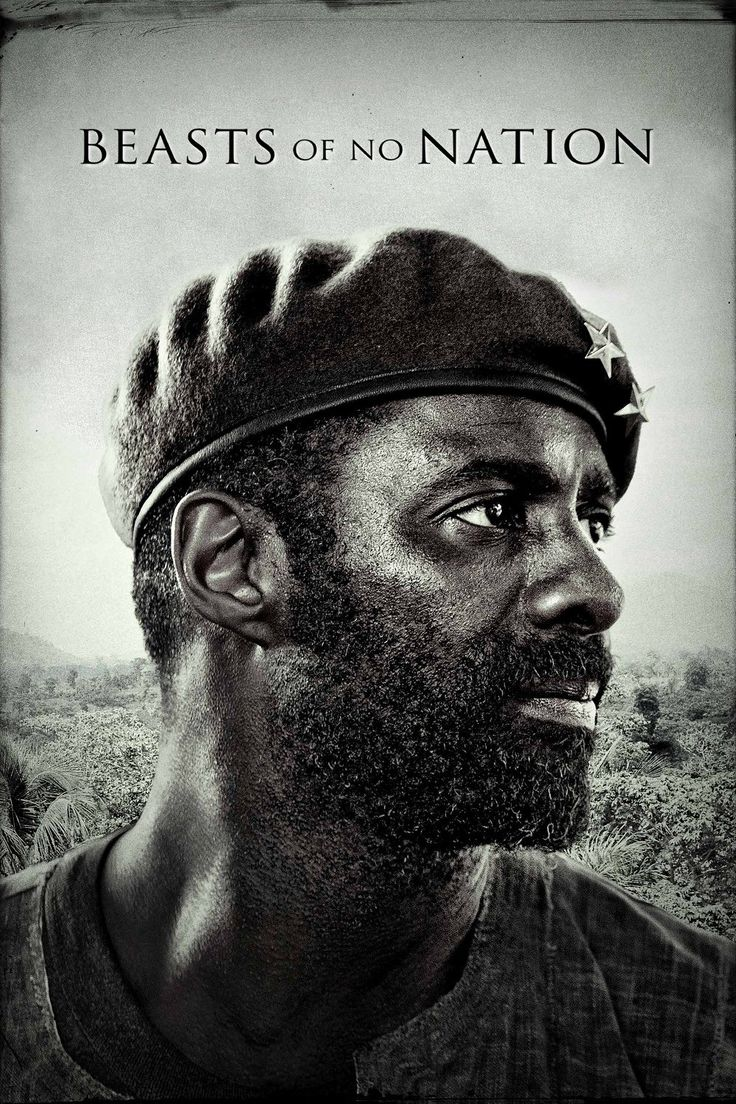 Todo sobre la película Beasts of No Nation y si quieres el SPOILER. Drama basado en las experiencias de Agu, un niño soldado de un país africano que, tras cerrar la escuela y ser sacado de su aldea y golpeado casi hasta la