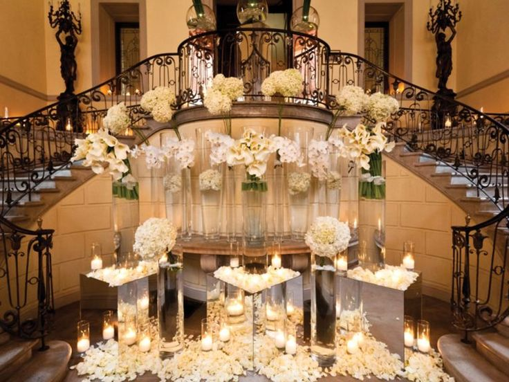 18 Of Our Favorite Over The Top Wedding Ideas Bryan Rafanelli S Luxe Reception Entrance