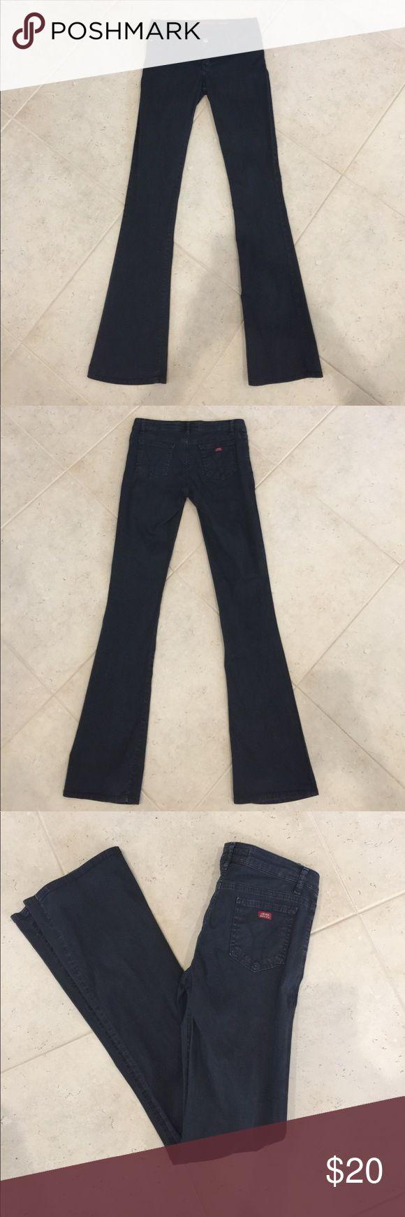 Miss Sixty Extra Low Ty Black Stretch Jeans Miss Sixty Extra Low Ty Black Stretch Boot Cut Jeans. 98% Cotton, 2% Elastane. Size 27. Miss Sixty Jeans Boot Cut