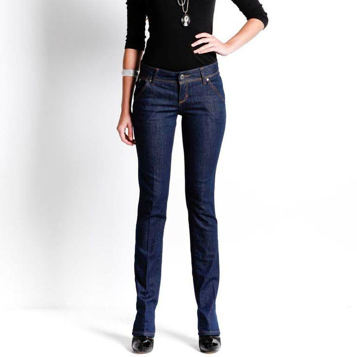 """Γυναικείο παντελόνι τζιν """"Erin103 με Swarovski"""" Seven L.A.  http://brands4all.com.gr/collections/smart-collection-11/products/seven-l-a-erin-103-embellished"""