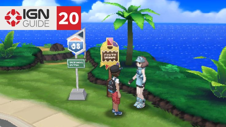 Route 8 - Pokemon: Sun and Moon Walkthrough IGN takes you through Route 8 in the Alola region in Pokemon Sun and Moon for the Nintendo 3DS.    For more Pokemon locations moves hidden items tips and secrets in Pokemon Sun and Moon check out our full wiki @ http://ift.tt/2a0j8XS November 28 2016 at 06:45PM  https://www.youtube.com/user/ScottDogGaming