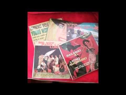vinyl bolero cha - YouTube