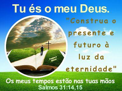 Promessas para hoje: Amanhã- Mateus 6:34