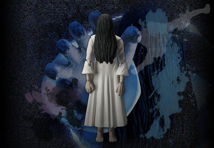 S.H.Figuarts 山村貞子スペシャルページ | 魂ウェブ