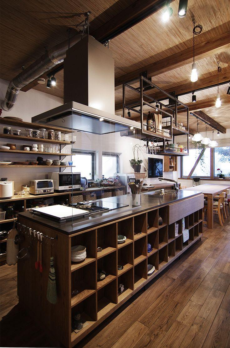 オリジナルキッチン  by EIGHT DESIGN