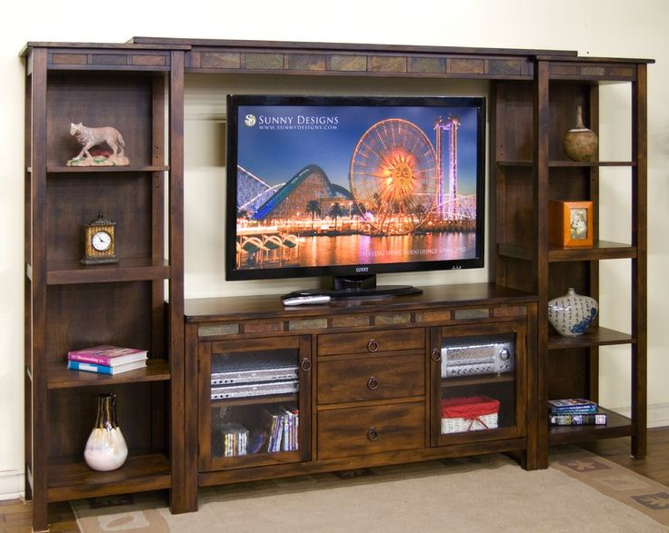 Fresno Entertainment Center for TVs up to 60″