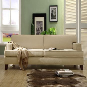 #TheVoice Styling Sessions: HomeVance Julian Sofa #Kohls