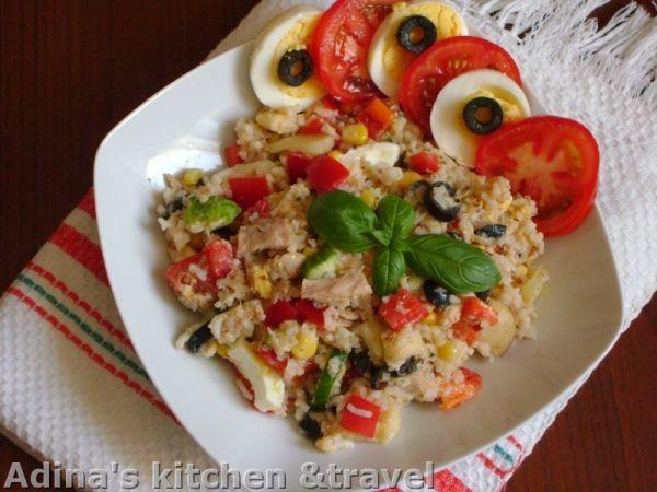 Rețetă Salata multicolora de vara, de Toamna07 - Petitchef