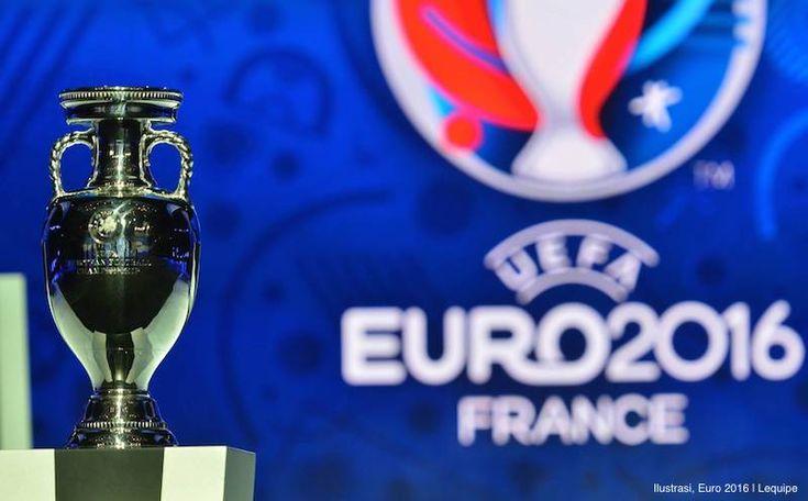 AKARPADINEWS.COM   PERHELATAN Euro 2016 akan segera dimulai. 24 tim dipastikan bertarung merebut takhta tertinggi di Eropa yang bakal berlangsung di Perancis, dari 10 Juni hingga 10 Juli 2016.