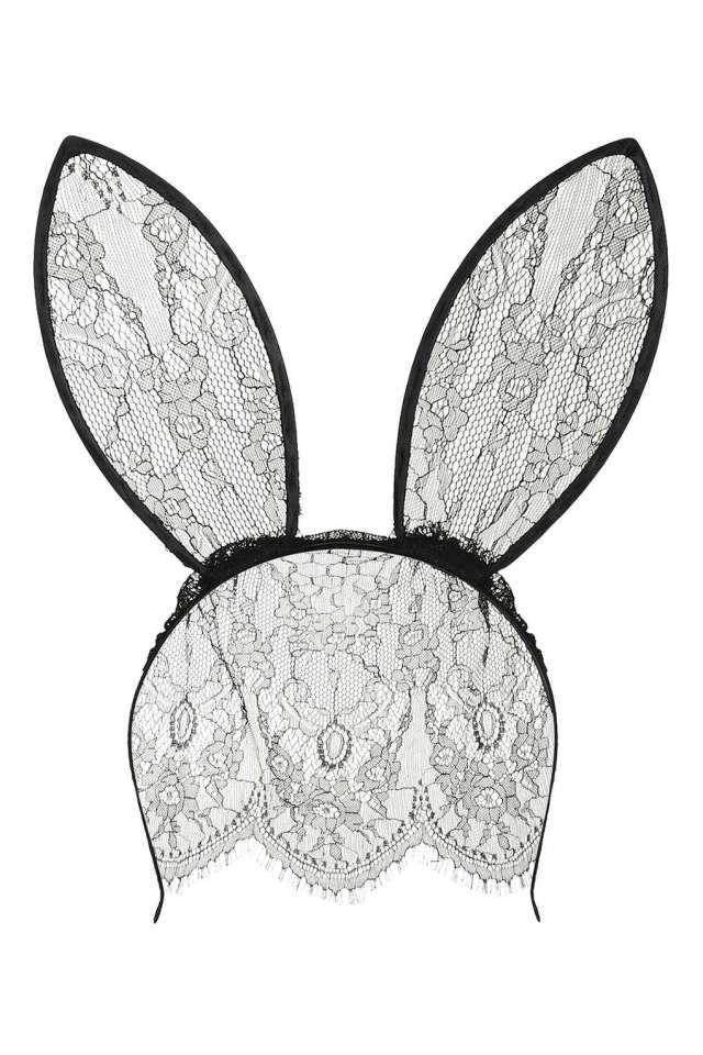 The Best Cute Cat and Festive Bunny Ears For a Stylish Halloween via @stylesalute