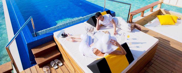 InOcean Sunrise Pool Villa,angsana velevaru