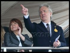 alan-and-rima:  July 29, 2015 - Alan Rickman and Rima Horton attend day two of the Qatar Goodwood Festival at Goodwood Racecourse in Chichester, England.(And a Happy Birthday to Rima today. Our hearts and prayers are with you.)Copyright © Newscom