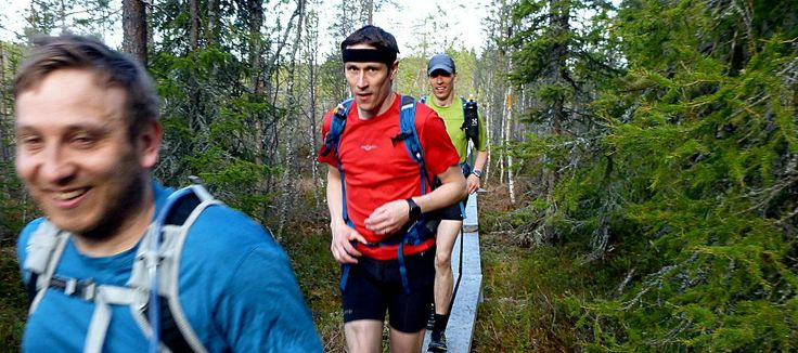 NUTS Karhunkierros Trail Ultra 53 km