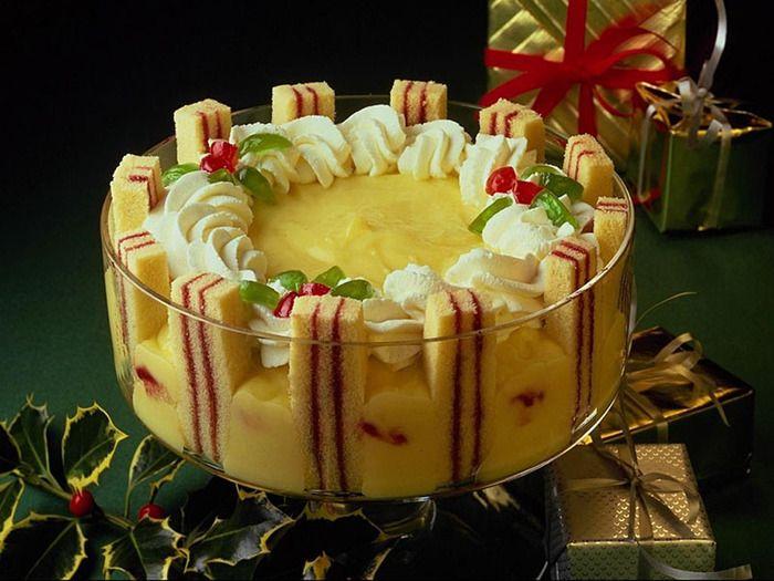 Йогуртовый торт простой рецепт