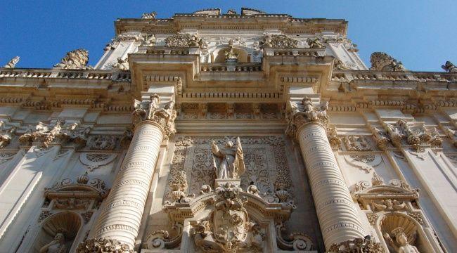Lecce - Chiesa del Rosario