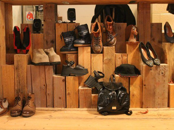 Shoe display idea