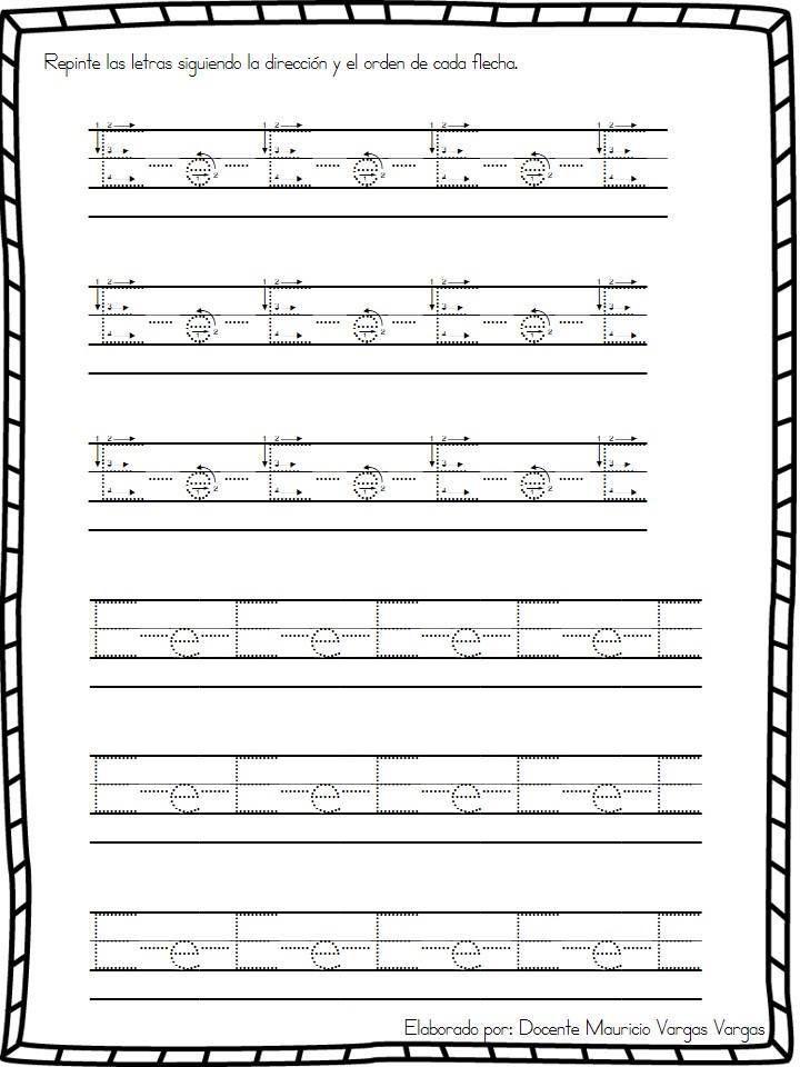 Librito para practicar y repasar las vocales (5)