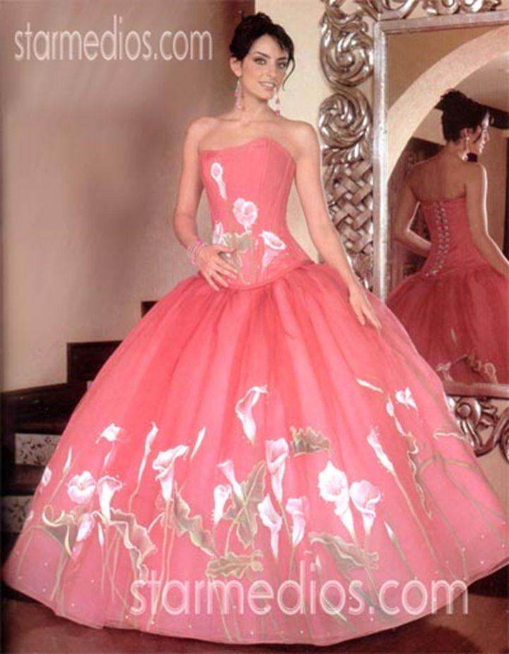 20 best Vestidos de Quinceaños \