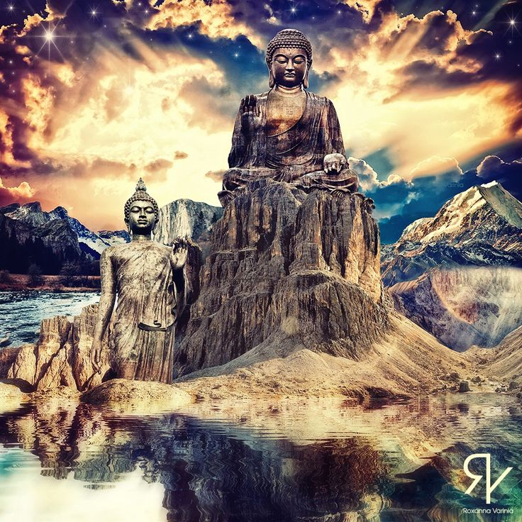 • Buddha's Island • #digitalart #digitalartist #digitalartwork #digitalarts #photoshopart #photoshop #soulart #soullage #soulcollage #soul #emotions #emotional #spiritualart #spirituality #spiritual #spiritueel #collageart #collageartist #collage #buddhism #buddha