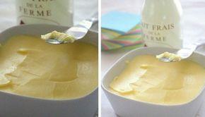 Domácí máslo je mnohem chutnější než to z obchodu. Pro přípravu kvalitního domácího másla budete potřebovat pouze 2 suroviny.