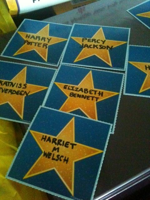 Classroom Decor Stars ~ Best images about hollywood theme on pinterest movie