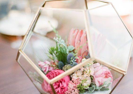 Wedding Terrarium wedding centerpiece