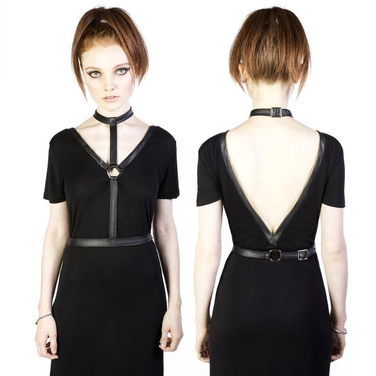 Choke dress /// www.disturbia.co.uk #disturbiaclothing #deadmoonrising