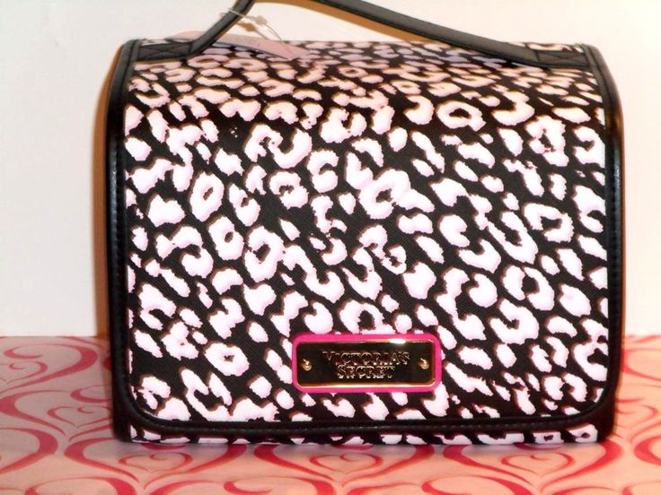 Victorias Secret Beauty Makeup Bag Organizer Hanging Roll w/4 Compartments NEW | Health & Beauty, Makeup, Makeup Bags & Cases | eBay!