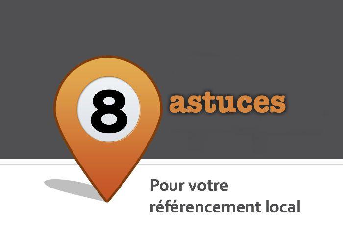 8 astuces pour votre référencement local