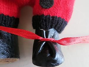 Ботиночки для куклы за 15 минут - Ярмарка Мастеров - Тридевятое царство - Ярмарка Мастеров http://www.livemaster.ru/topic/1241897-botinochki-dlya-kukly-za-15-minut