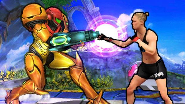 MMA Fighter Ronda Rousey Wants to Play Samus in Metroid Movie