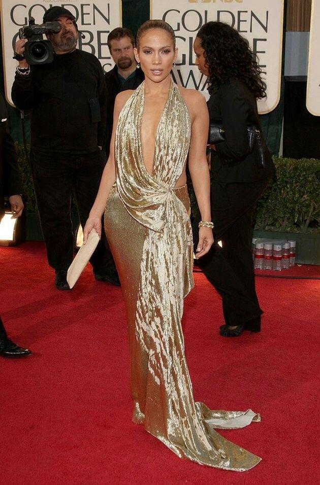 Jennifer Lopez 2009 Golden Globes  b64dd403f75