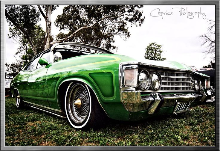 Aussie Ford lowrider | by Caprice Photography