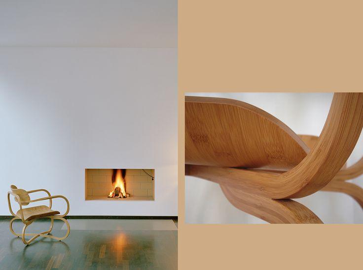 4architekten - Architekturbüro München | Wohnbaustein Stauraum und Mobiliar| Funktion und Ästhetik im Detail Bibliothek Ankleide Einzelmöbel Benboo