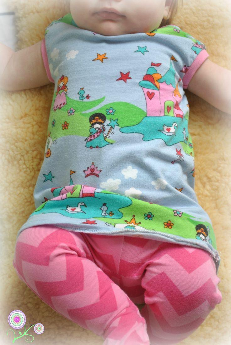 98 best Nähen - Oberteile für Kinder und Babys images on Pinterest ...