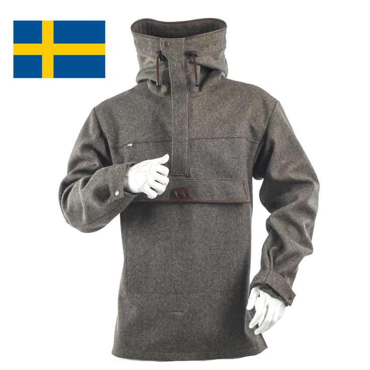 Jagdanorak  MilitrLoden  Made in Sweden M 5052