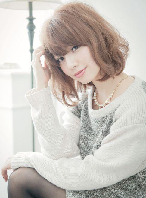 エアリーボブ 【DONNA心斎橋】 http://beautynavi.woman.excite.co.jp/salon/25463 #ボブスタイル #bobstyle