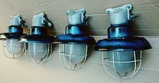 INDUSTRIAL LOFT INDUSTRIEEL ANTIQUE RETRO VINTAGE PENDANT FACTORY LAMP LIGHT