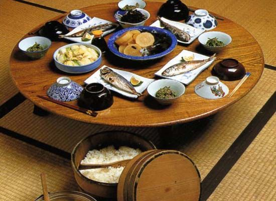 Chabudai Traditional Japanese Dining Tables...yes!!!!