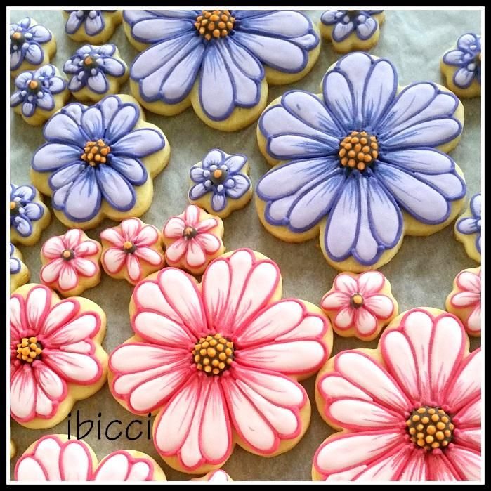 Mothers Day Flowers by Cat Rutledge Ibicci | Cookie Connection