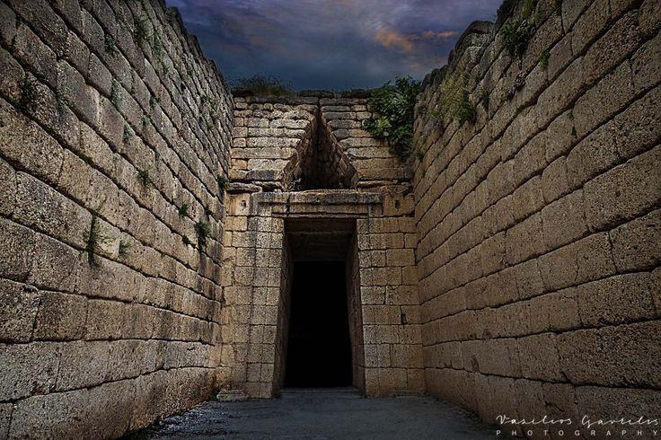 Tomb of Atreus   PHOTOinPHOTO