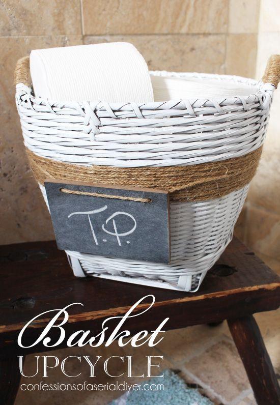 Basket Upcycle