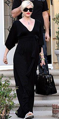 Gwen Stefani, Hollywood's Hottest Moms, maternity style, celebrity style