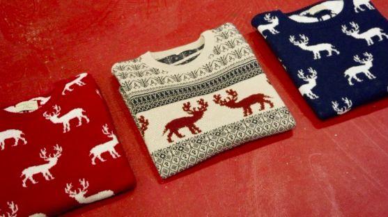 Je kent hem vast en zeker, de #kersttrui. Met #ouderwetse #motiefjes en #grappige plaatjes. Deze #trui is terug van weggeweest en is uiteraard verkrijgbaar bij Brothers Jeans.