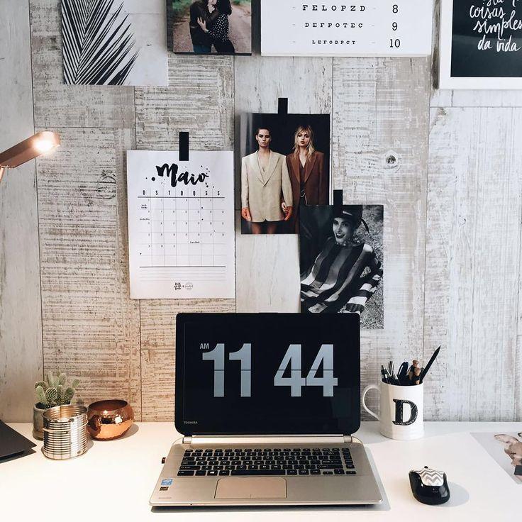 """4,449 curtidas, 78 comentários - Tudo Orna (@tudoorna) no Instagram: """"Quem aí tem curiosidade em saber como é trabalhar em home office? Que tal esse assunto para o…"""""""