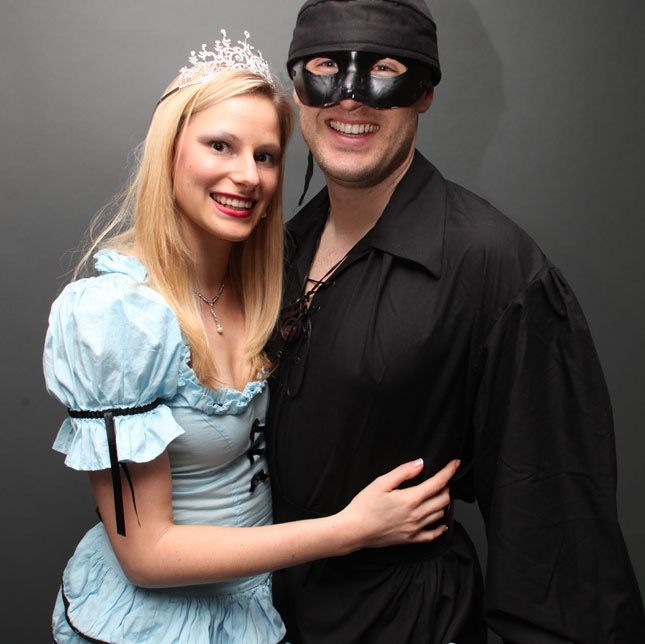 Princess Bride Couples Costume